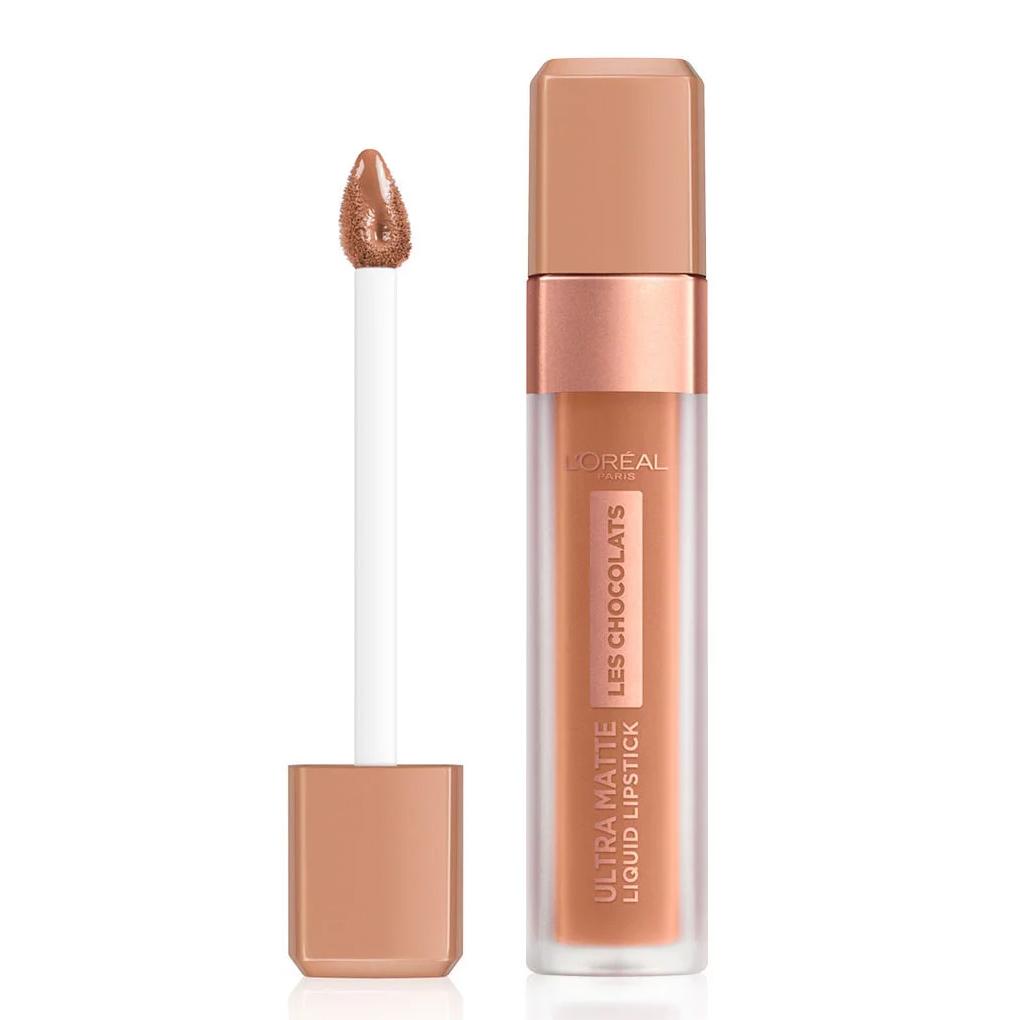 L Oreal Ultra Matte Liquid Lipstick Les Chocolates n. 860  ginger bomb