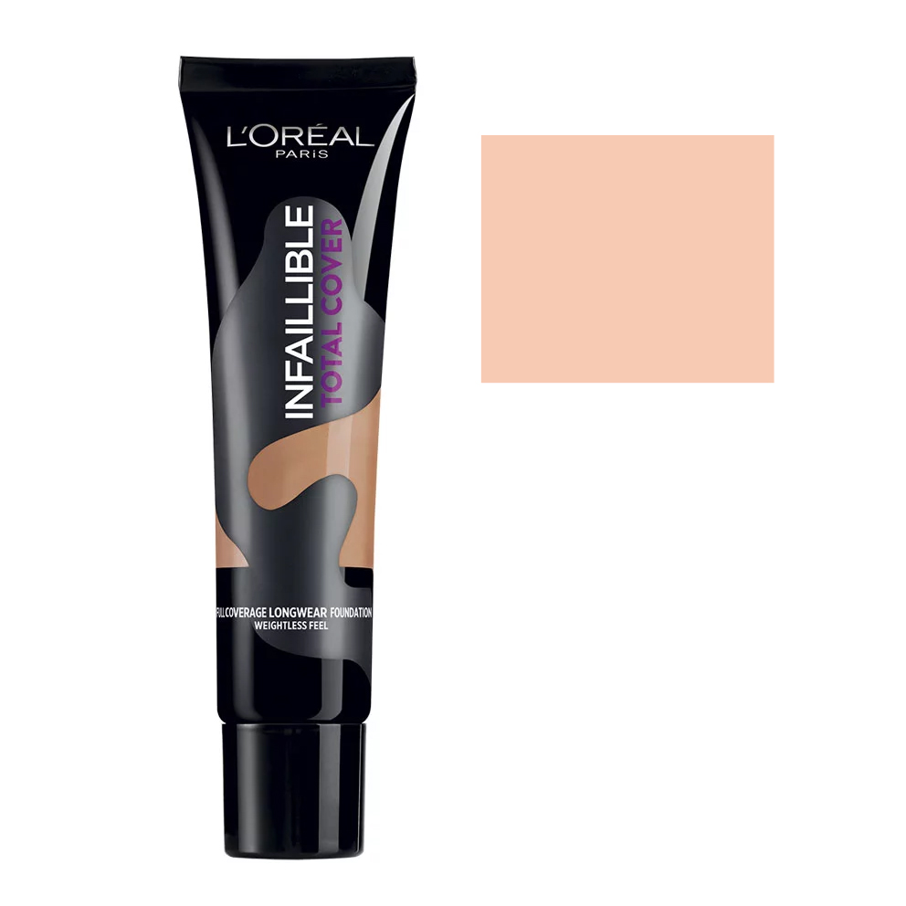 L Oreal Infaillible Total Cover n. 13 beige rose