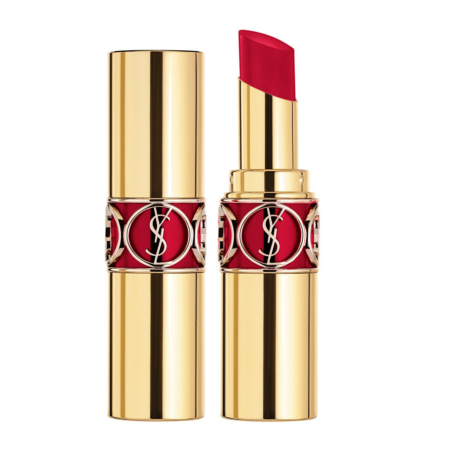 Yves Saint Laurent Rouge Volupte Shine Oil in Stick n. 083 rouge cape