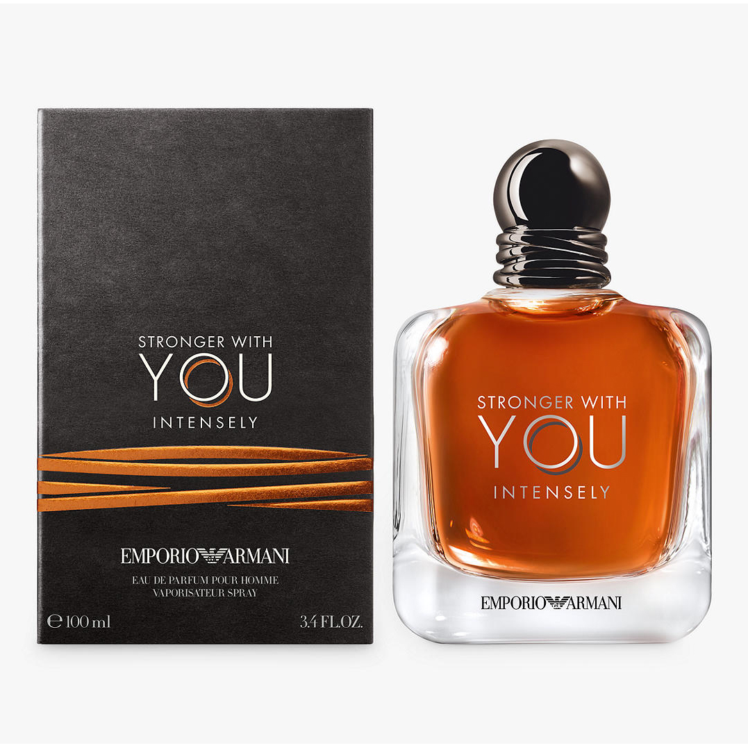 Giorgio Armani Stronger With You Intensely eau de parfum 100 ml spray