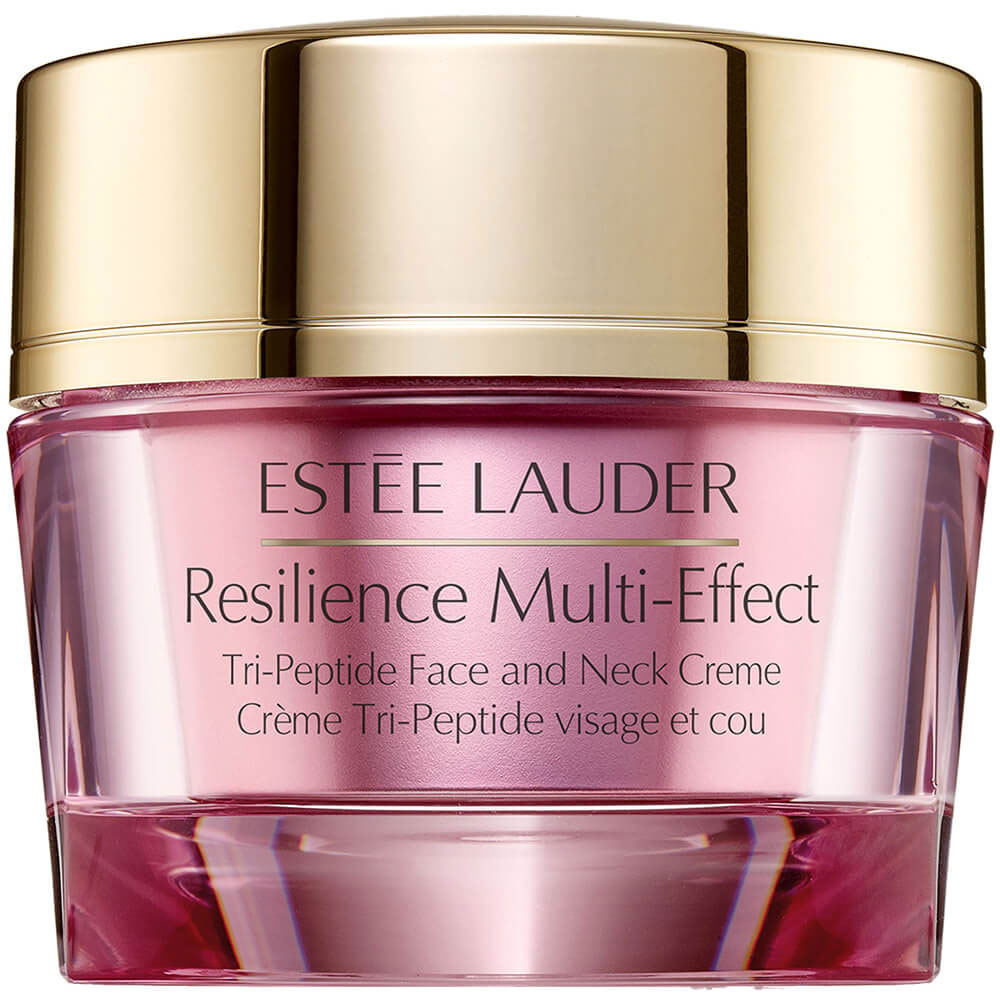 Estee Lauder Resilience Multi Effect Tri Peptide Face and Neck Creme SPF15 50 ml pelli secche