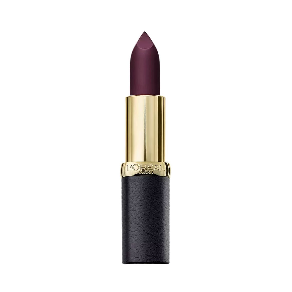L Oreal Color Riche Matte Addiction Rossetto n. 473 obsidian