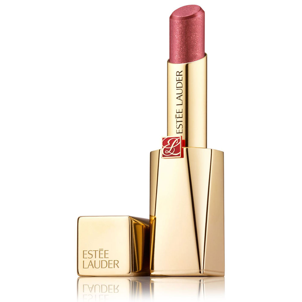 Estee Lauder Pure Color Desire Rouge Excess Lipstick n. 111 unspeakable chrome