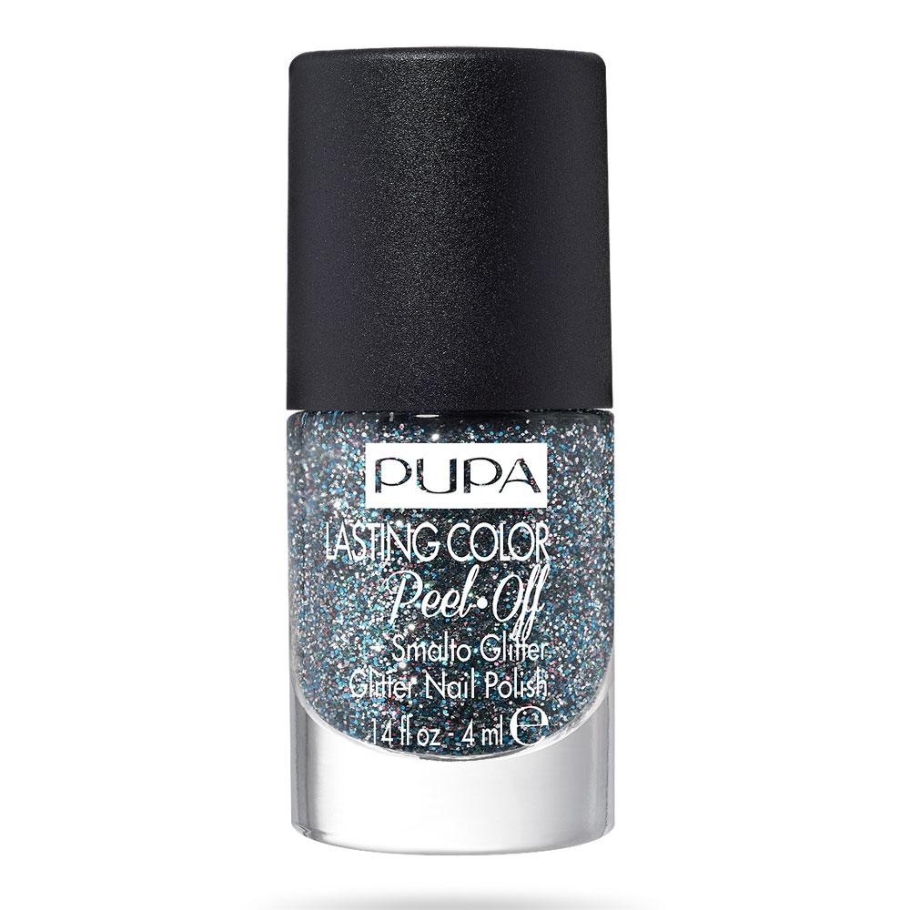 Pupa Lasting Color Peel Off Smalto Glitter n. 010 carnival glitter