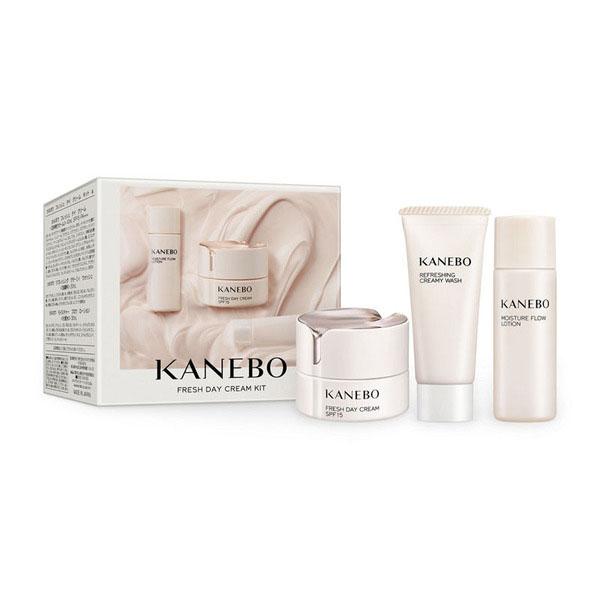 Cofanetto Kanebo Fresh Day Cream Kit