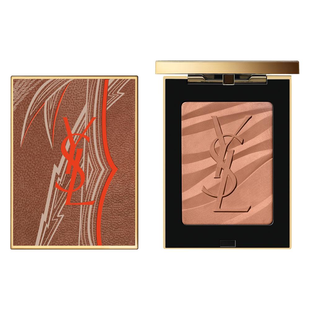 Yves Saint Laurent Les Sahariennes Bronzing Stones Collector n. 3 jasper
