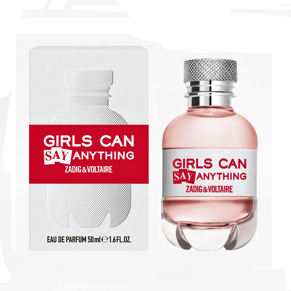 Zadig & Voltaire Girls Can Say Anything eau de parfum 50 ml spray