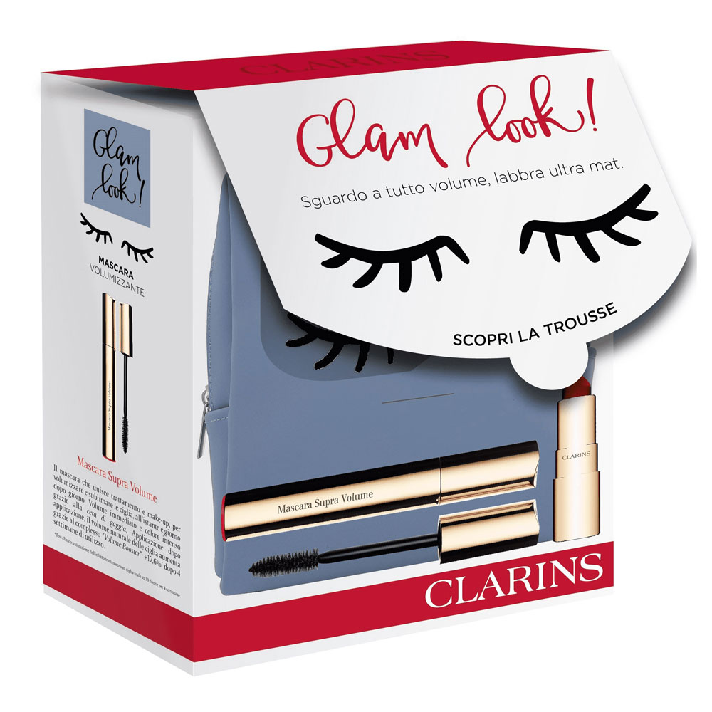 Cofanetto Clarins Glam Look!