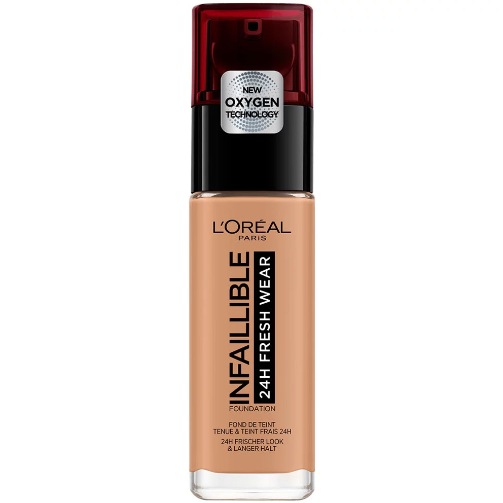 L Oreal Infaillible 24H Fresh Wear n. 300 amber