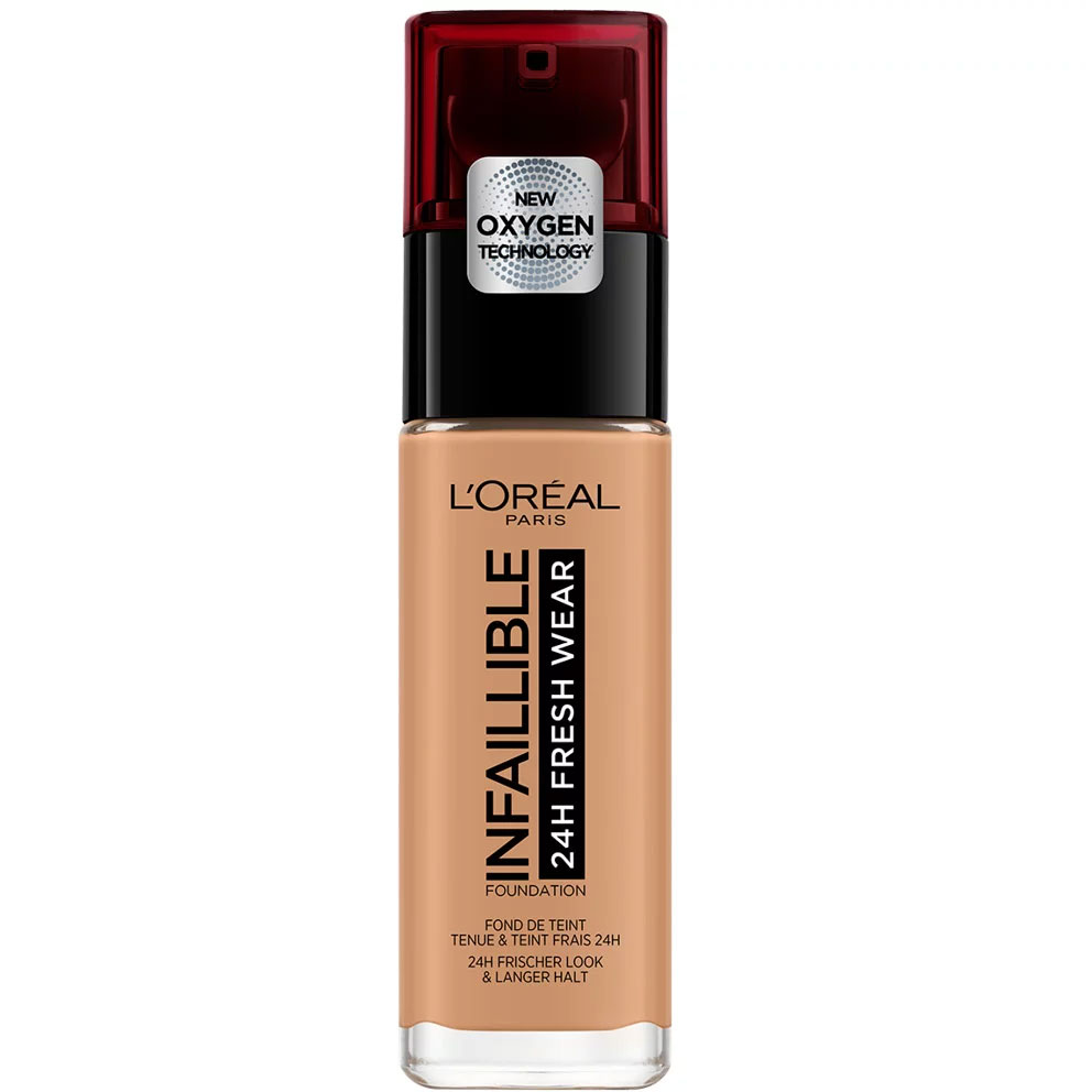 L Oreal Infaillible 24H Fresh Wear n. 290 golden amber