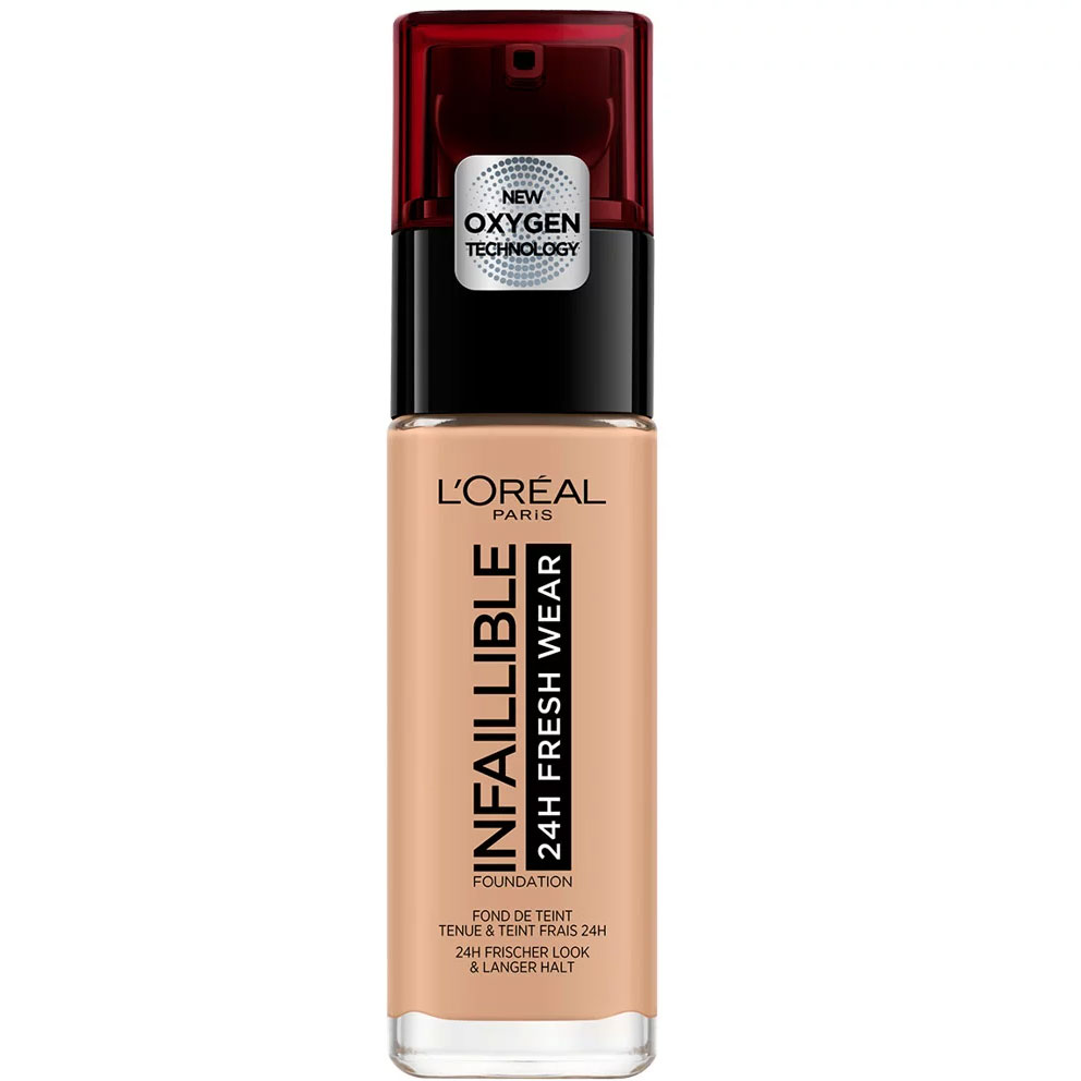 L Oreal Infaillible 24H Fresh Wear n. 235 honey