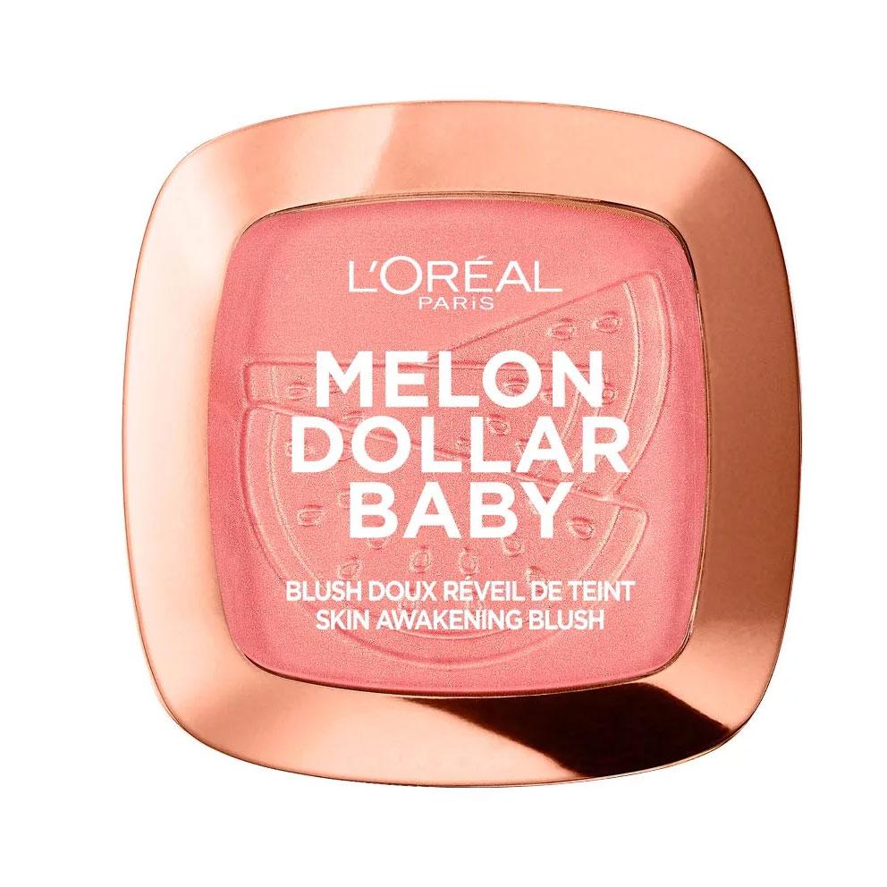 L Oreal Melon Dollar Baby Blush