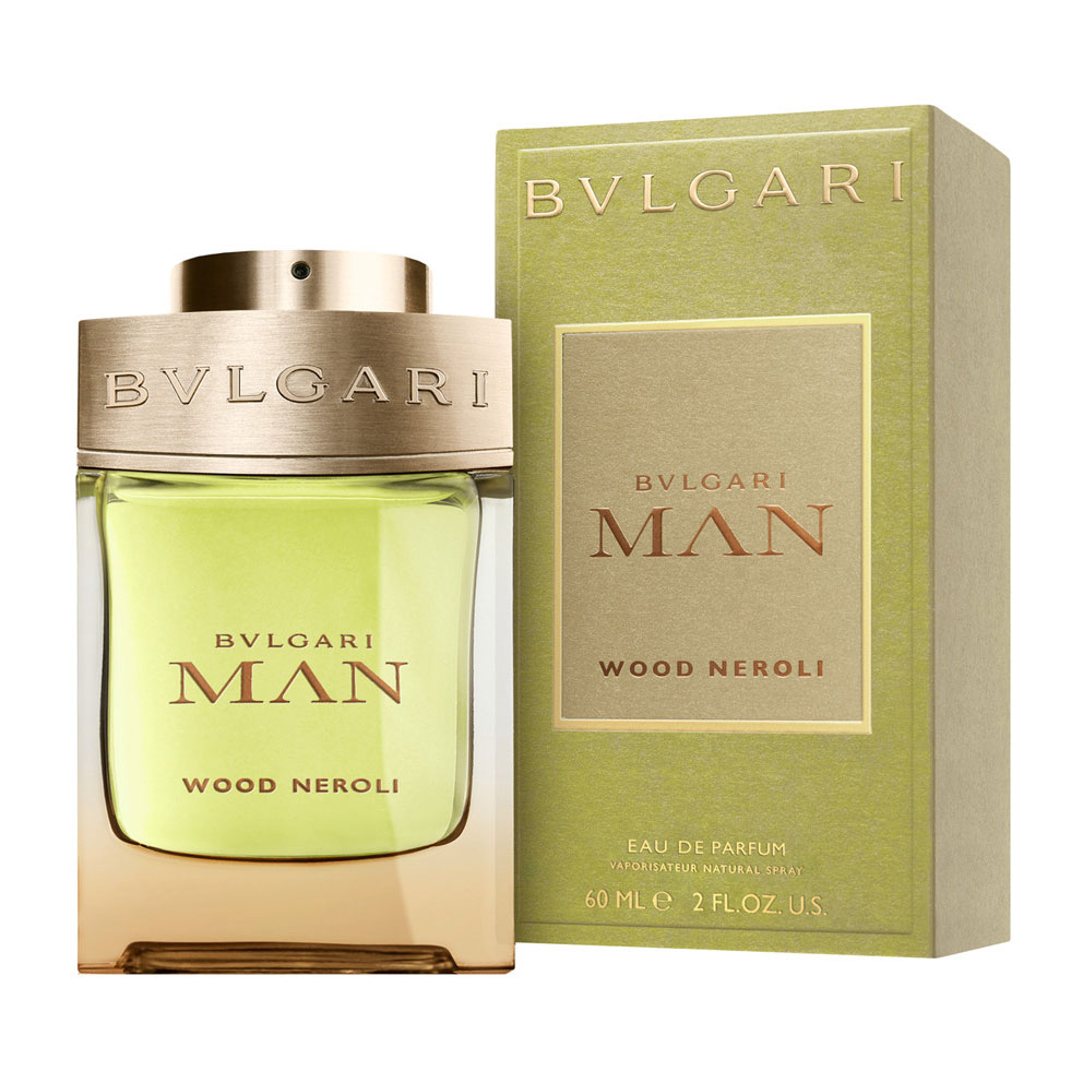 Bulgari Man Wood Neroli eau de parfum 60 ml spray
