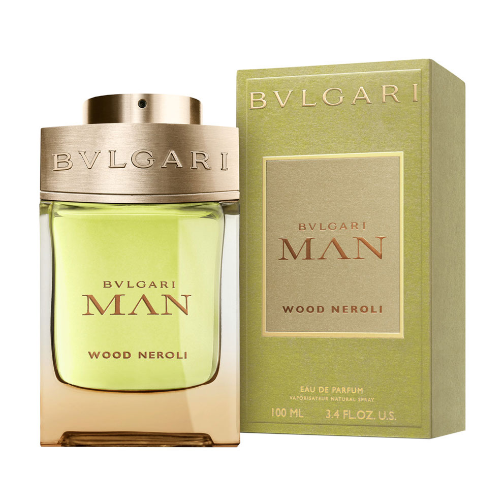 Bulgari Man Wood Neroli eau de parfum 100 ml spray