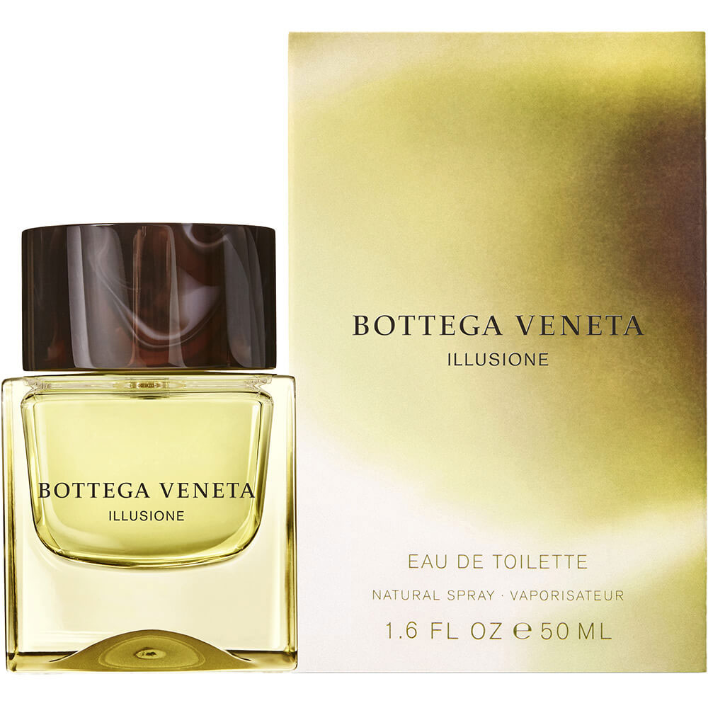 Bottega Veneta Illusione for Him eau de toilette 50 ml