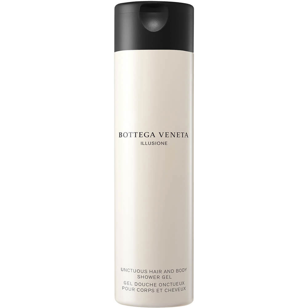 Bottega Veneta Illusione for Him Unctuous Hair & Body Shower Gel 50 ml