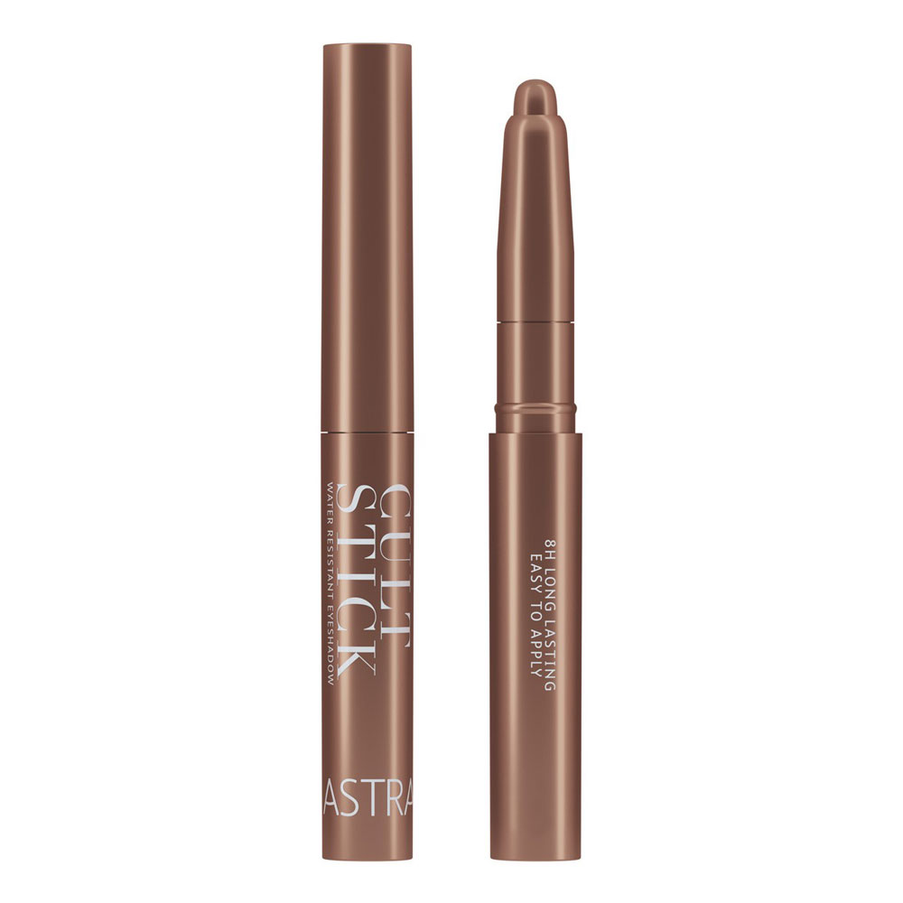 Astra Cultstick Water Resistant Eyeshadow n. 04 bronze and the city