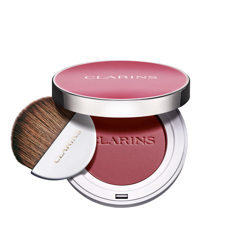 Clarins Joli Blush n. 04 cheeky purple