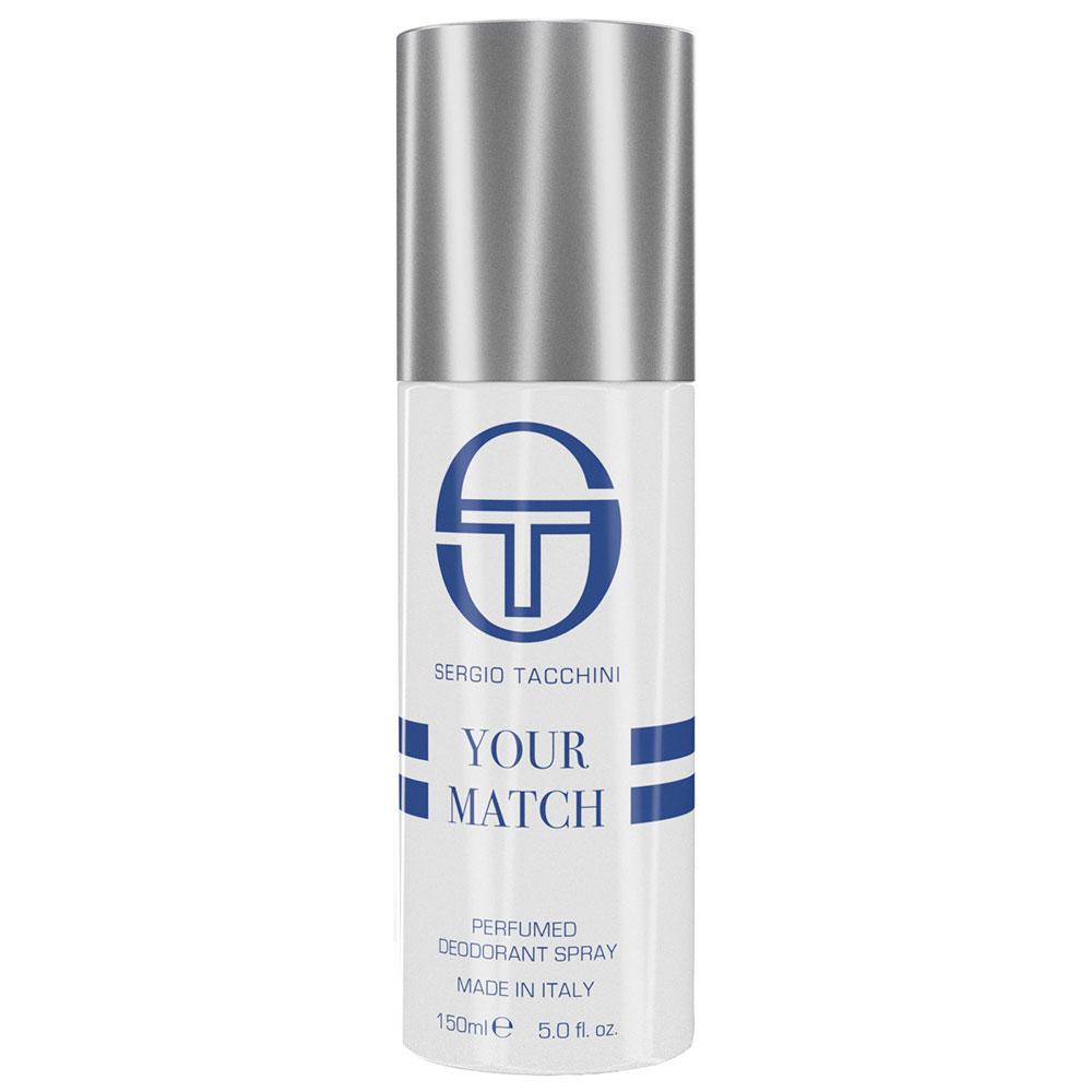 Sergio Tacchini Your Match Deodorant Spray 150 ml