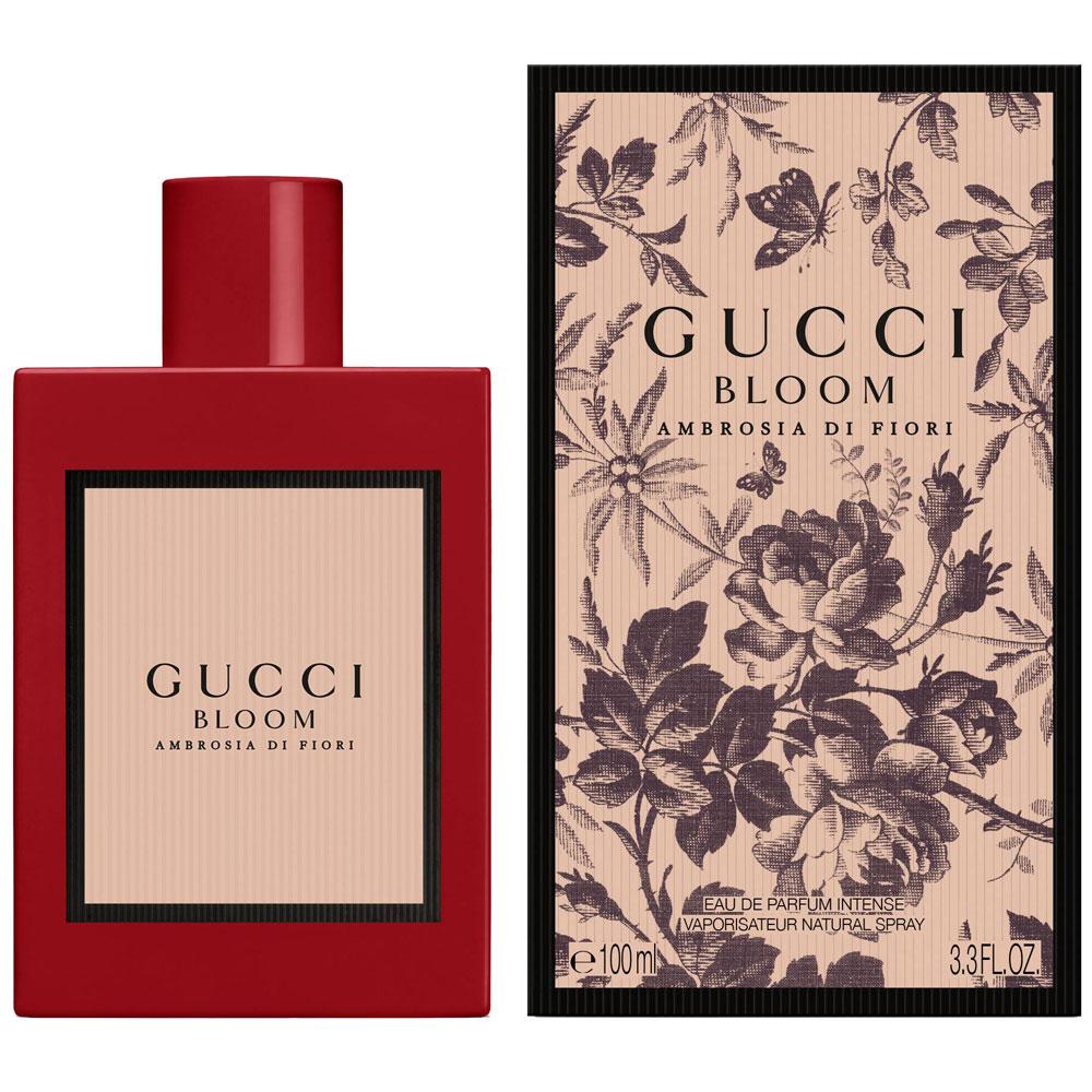 Gucci Bloom Ambrosia di Fiori eau de parfum intense 100 ml spray