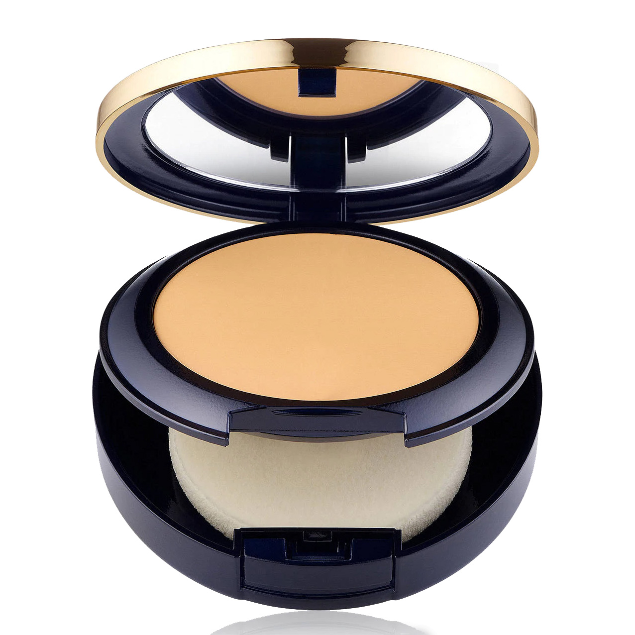 Estee Lauder Double Wear Stay in Place Matte Powder Foundation SPF10 n. 4N2 spiced sand