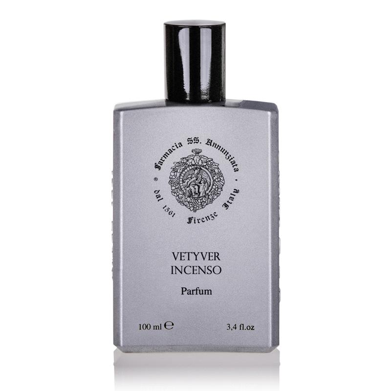 Farmacia SS. Annunziata Vetiver Incenso eau de parfum 100 ml spray