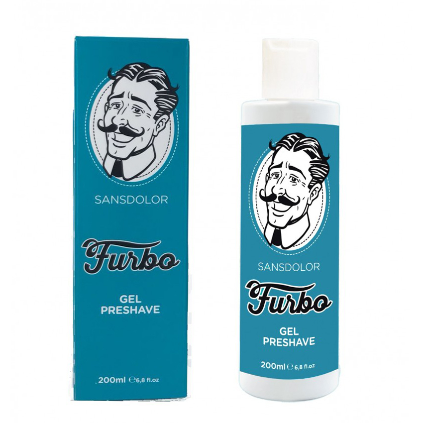 Furbo Gel Pre Shave Sansdolor 200 ml