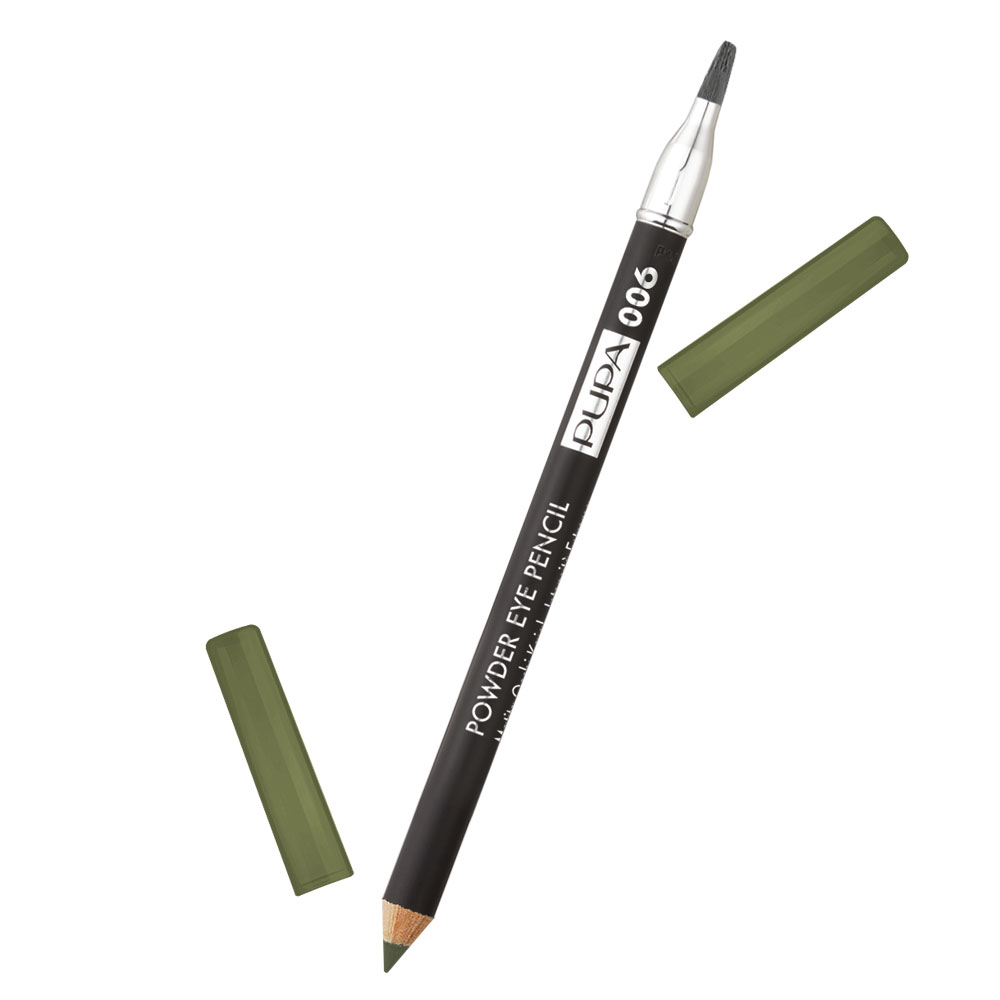 Pupa Powder Eye Pencil n. 006 powdery khaki