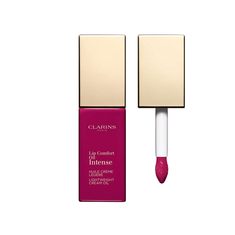 Clarins Lip Comfort Oil Intense n. 02 intense plum
