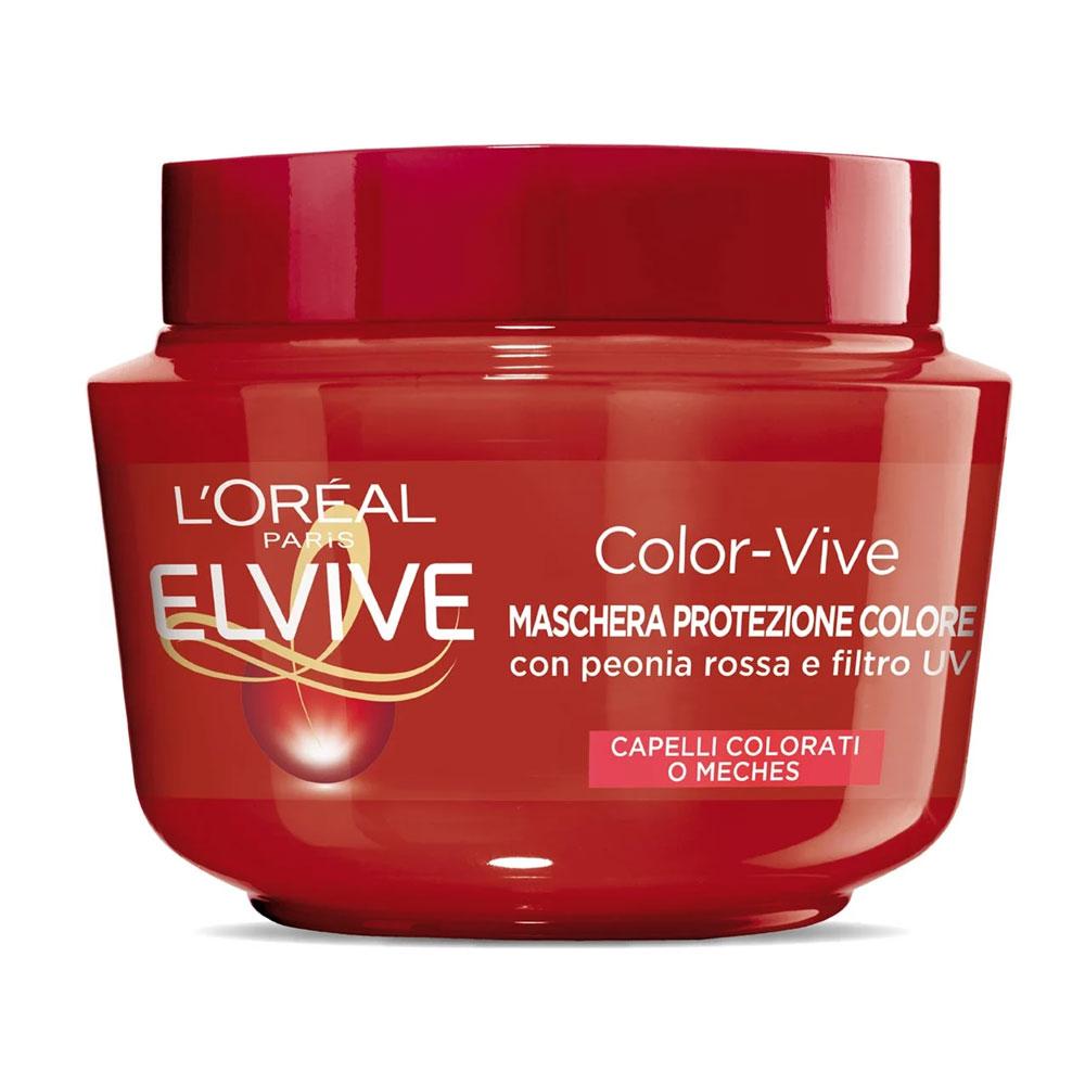 L Oreal Elvive Maschera Protezione Colore Color Vive 300 ml