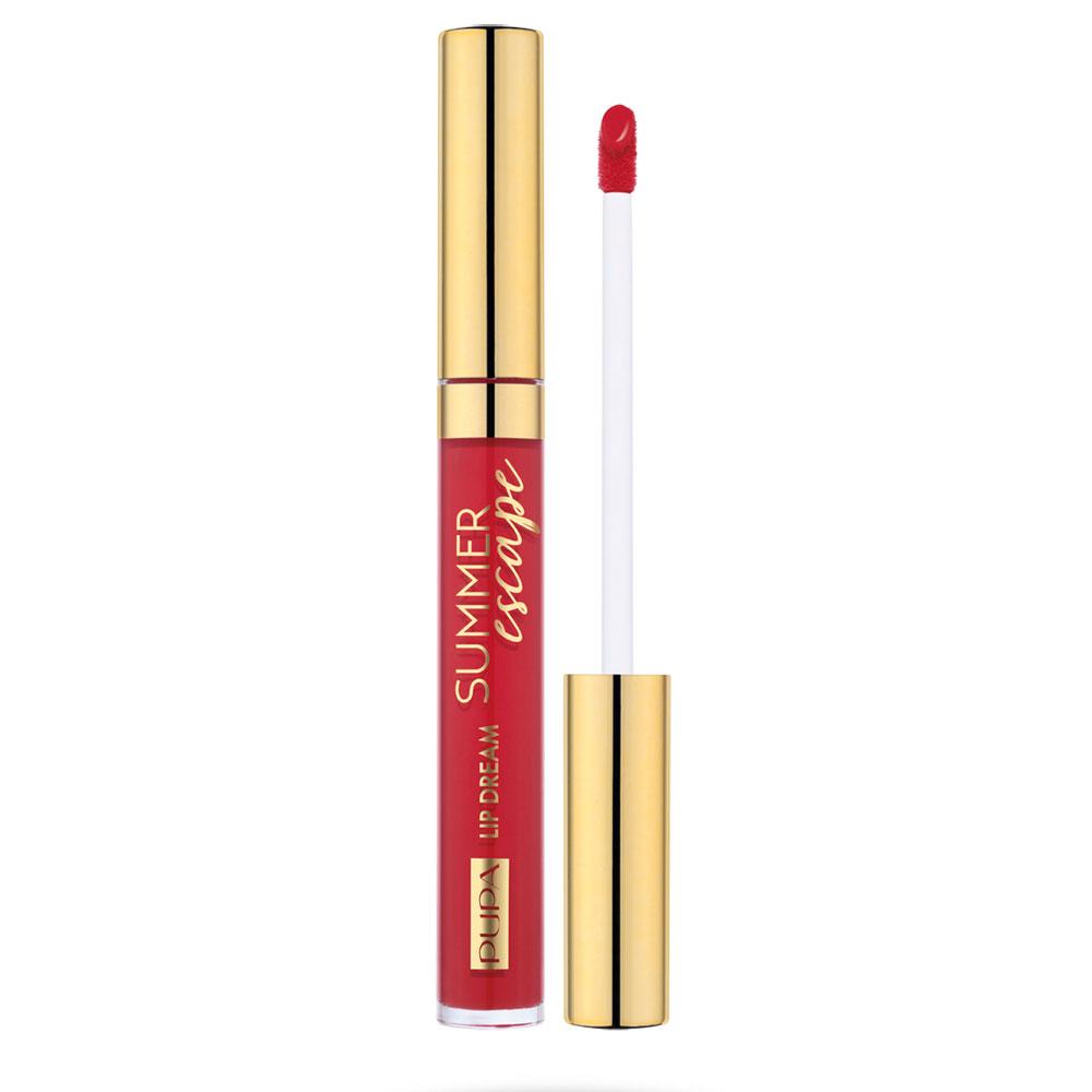 Pupa Summer Escape Lip Dream n. 002 red desire