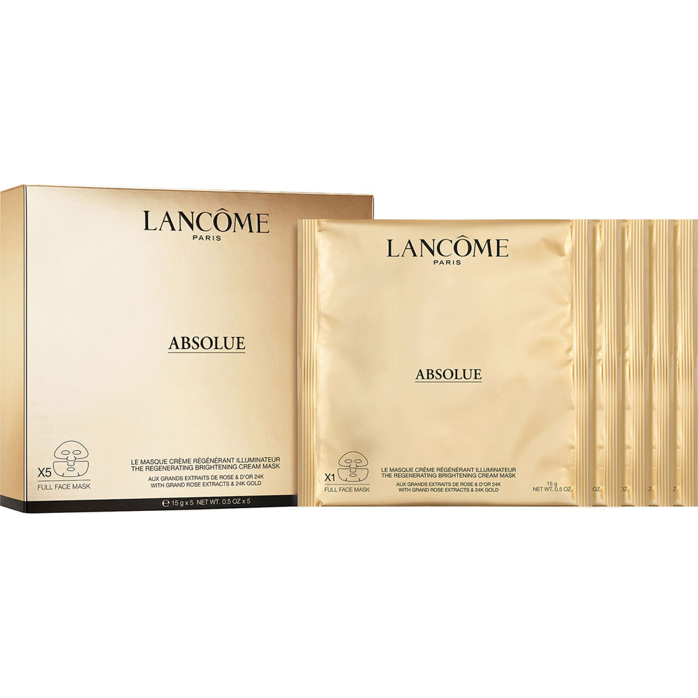 Lancome Absolue Le Masque Creme Regenerant Illuminateur 5 pz.
