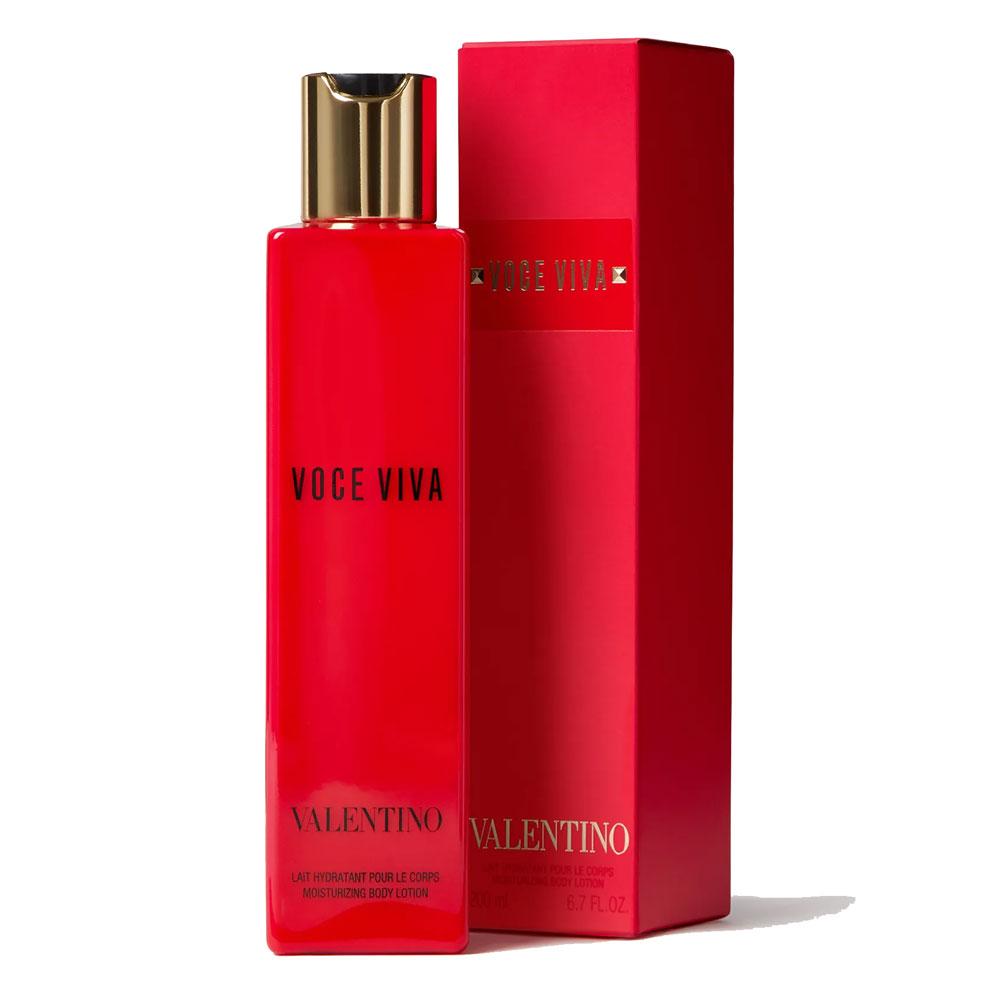 Valentino Voce Viva Moisturizing Body Lotion 200 ml