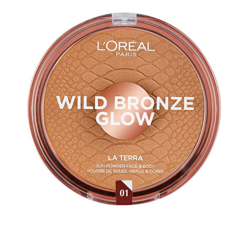 L Oreal Wild Bronze Glow n. 01 light bronze