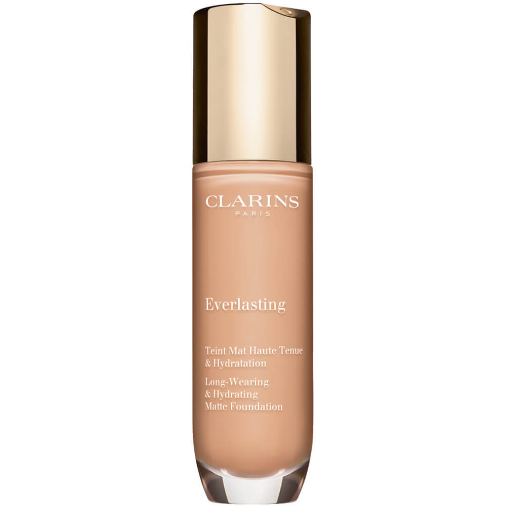 Clarins Everlasting Foundation n. 107C beige