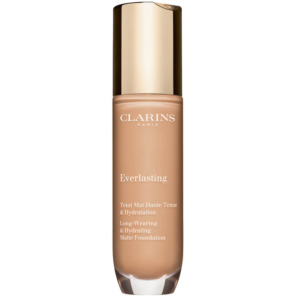 Clarins Everlasting Foundation n. 110N honey