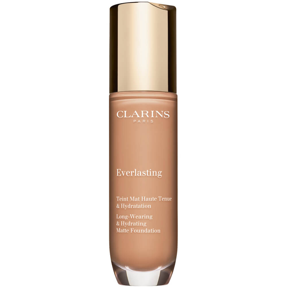 Clarins Everlasting Foundation n. 112C amber