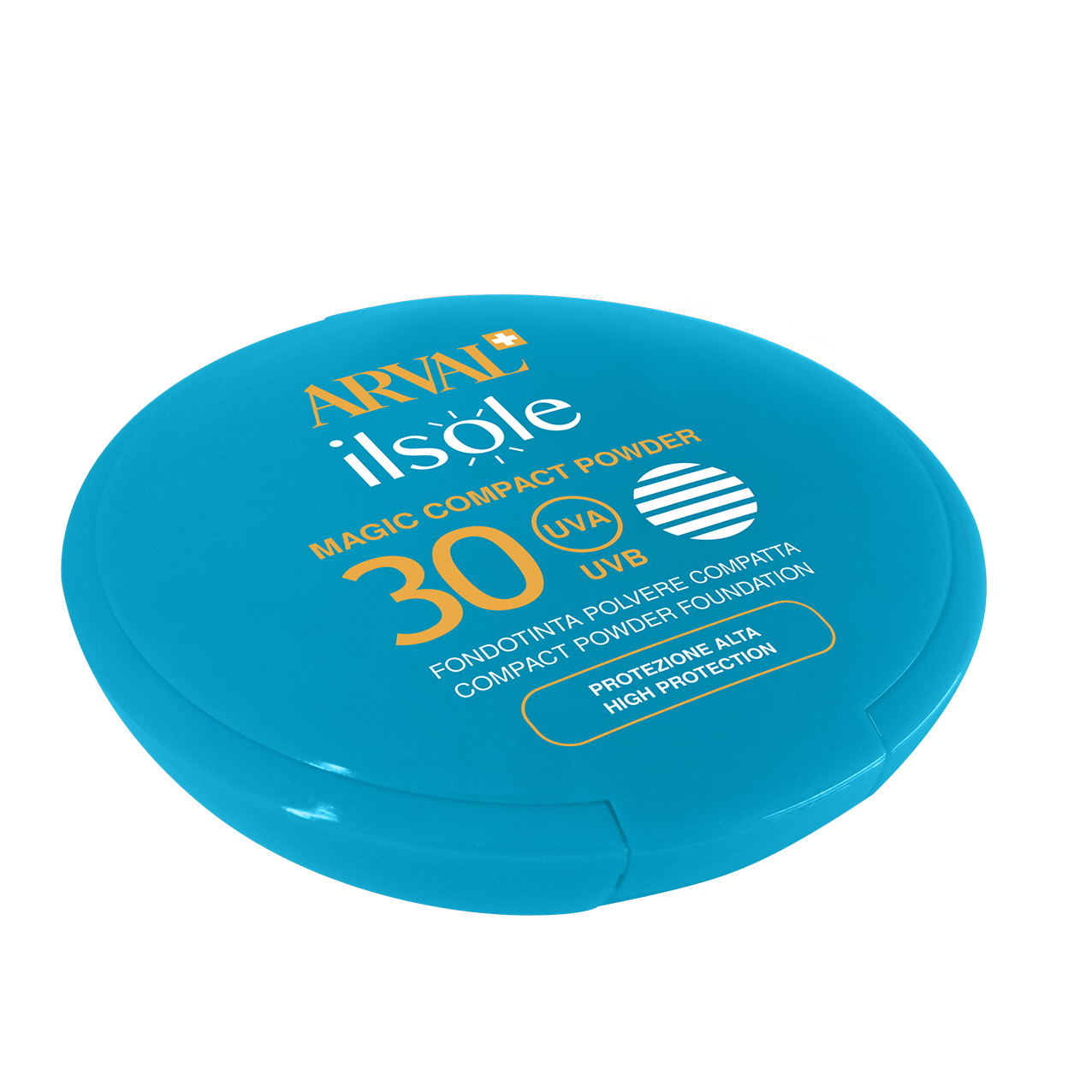 Arval IlSole Magic Compact Powder SPF30 n. 02 rosy beige