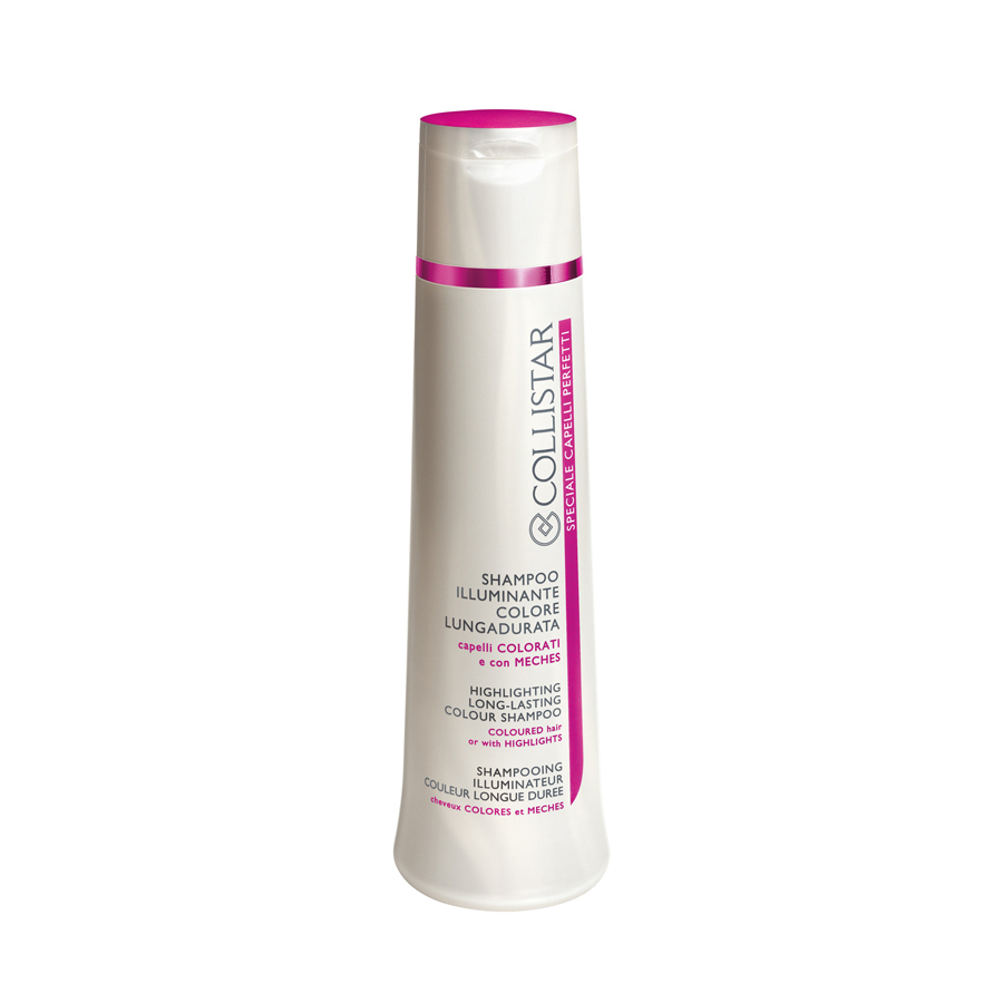 Collistar Shampoo Illuminante Colore Lungadurata 250 ml