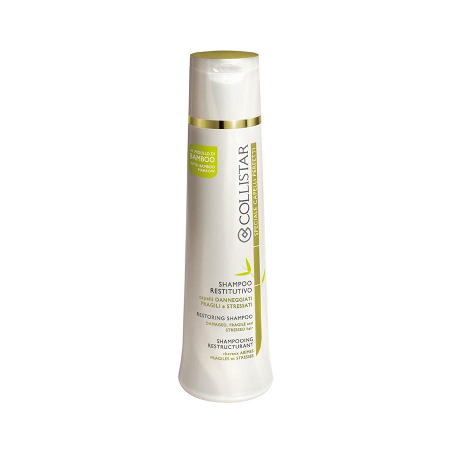 Collistar Shampoo Restitutivo capelli danneggiati fragili e stressatii 250 ml