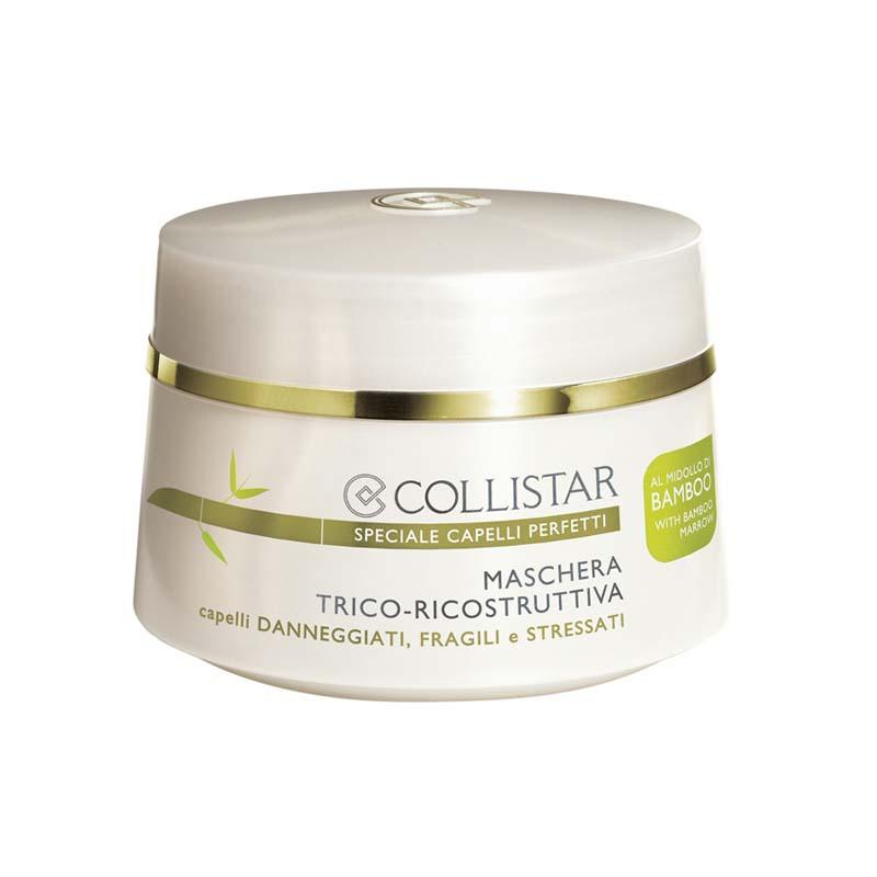 Collistar Maschera Trico-Ricostruttiva capelli danneggiati fragili e stressati 200 ml